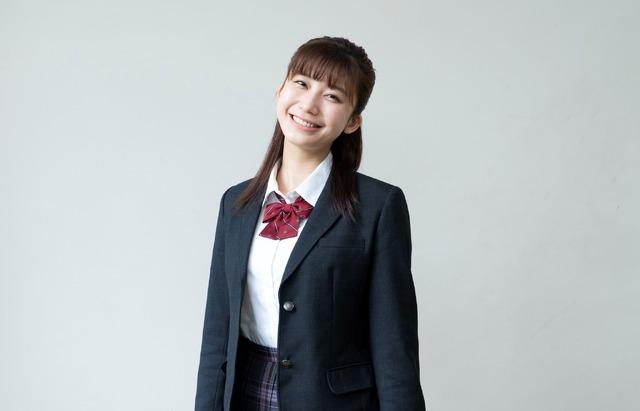 小倉優香 「都立水商!~令和~」(C)「都立水商!~令和~」製作委員会・MBS