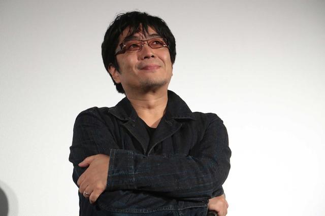 大友啓史監督/『ミュージアム』@第29回東京国際映画祭