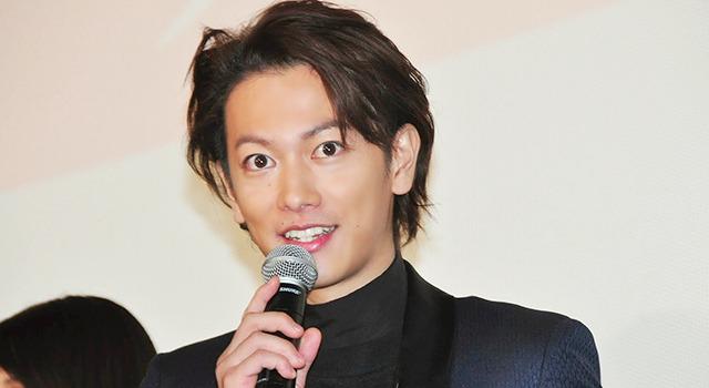 佐藤健/『るろうに剣心 伝説の最期編』初日舞台挨拶