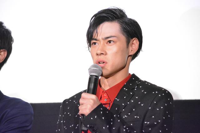 映画『銀魂2 掟は破るためにこそある』/戸塚純貴