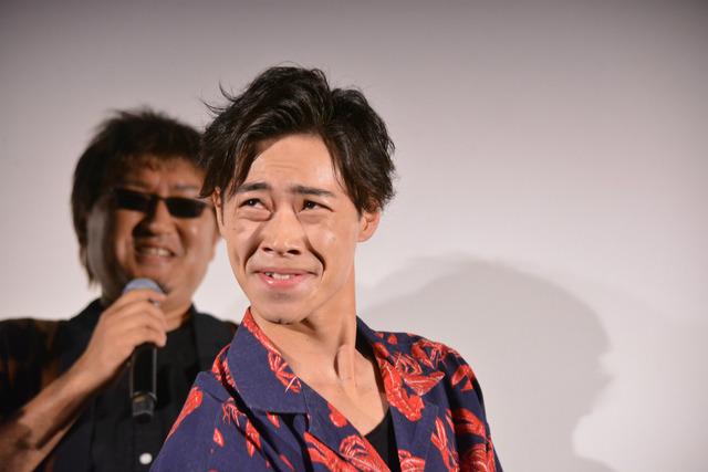 戸塚純貴/「銀魂2-世にも奇妙な銀魂ちゃん-」舞台挨拶
