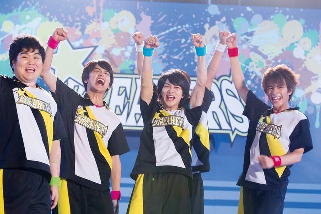 『チア男子!!』(C)朝井リョウ/集英社・LET'S GO BREAKERS PROJECT