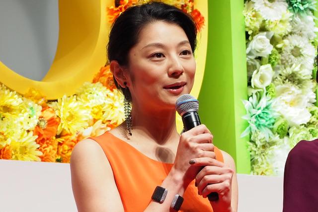 小池栄子/SUNNY 強い気持ち・強い愛』完成披露舞台挨拶