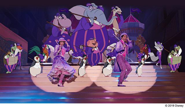 『メリー・ポピンズ リターンズ』(C)2019 Disney