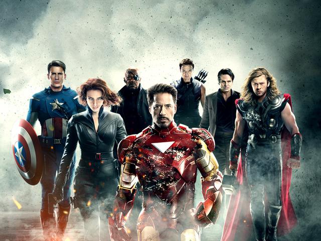 『アベンジャーズ』 TM & (C) 2012 Marvel & Subs.