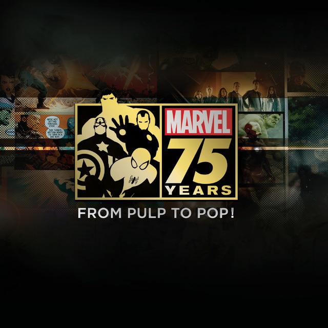 「マーベル75周年の軌跡 コミックからカルチャーへ!」(C)2014 ABC Studios & Marvel.