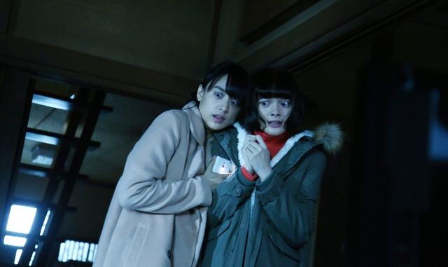 『貞子 vs 伽椰子』(C)2016「貞子vs伽椰子」製作委員会
