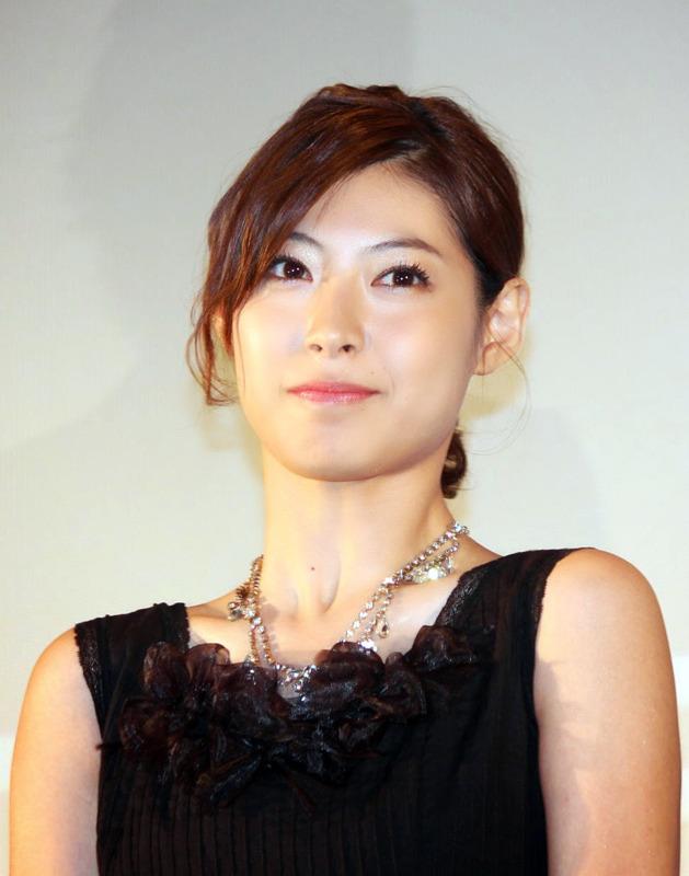 瀧本美織/『貞子3D2』初日舞台挨拶