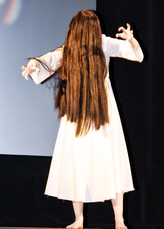 貞子/『貞子3D2』呪いのプレミア 大夏祭り
