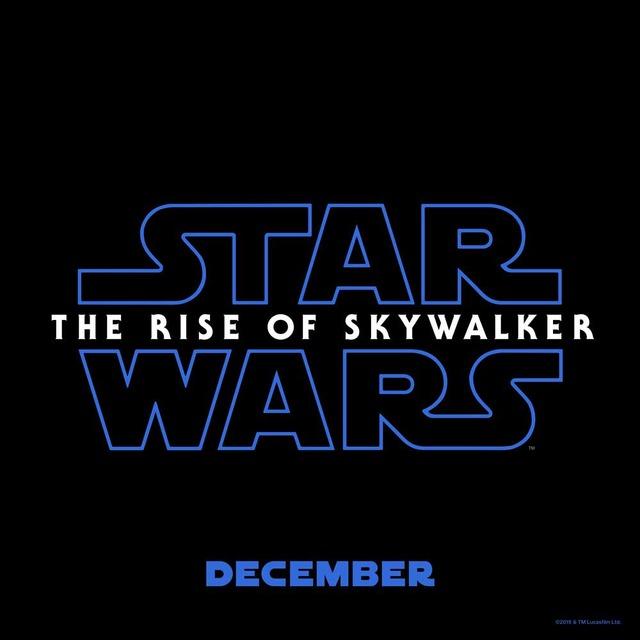 『スター・ウォーズ/ザ・ライズ・オブ・スカイウォーカー(原題)』(C)2019  Lucasfilm Ltd. All Rights Reserved.