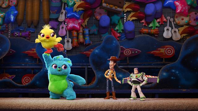 『トイ・ストーリー4』 (C)2018 Disney/Pixar. All Rights Reserved.