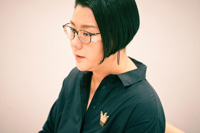 ★ジェーン・スー/Photo:Masashi Kuroha