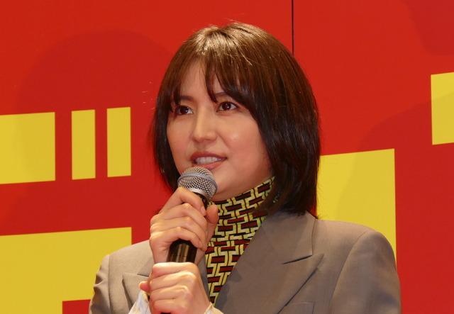 長澤まさみ 劇場版『コンフィデンスマンJP』完成披露試写会