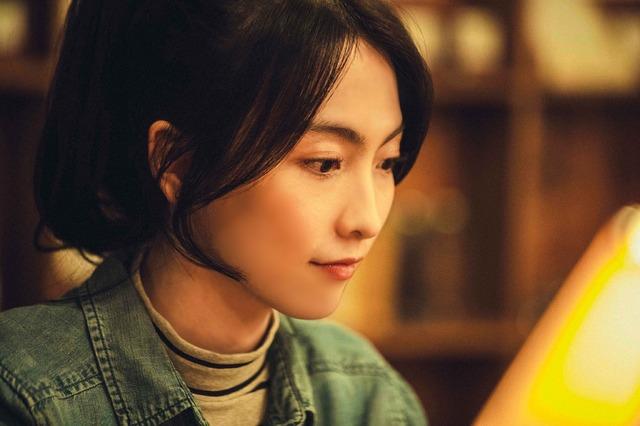 知英「連続ドラマW そして、生きる」 (C)2019 WOWOW INC.