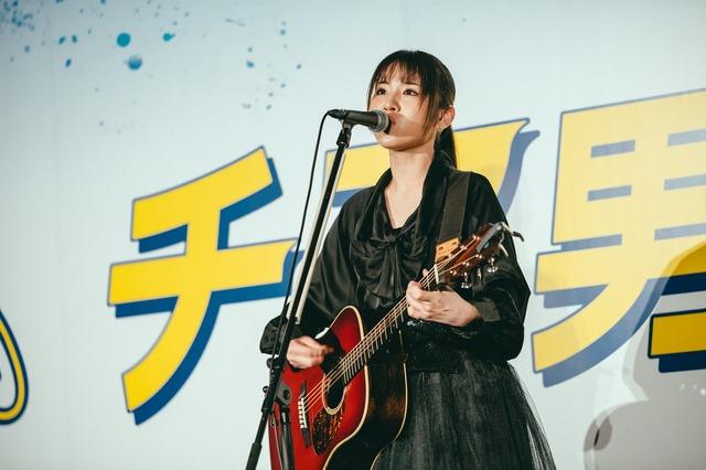 『チア男子!!』初日舞台挨拶 (C)朝井リョウ/集英社・LET'S GO BREAKERS PROJECT