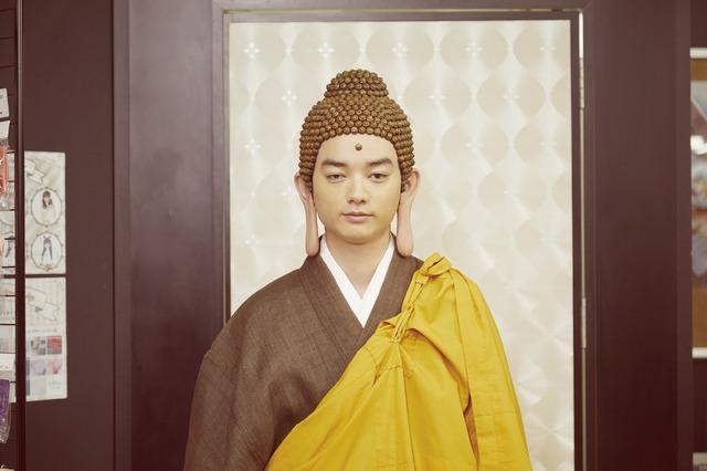 「聖☆おにいさん 第II紀」(C)中村 光・講談社/パンチとロン毛 製作委員会