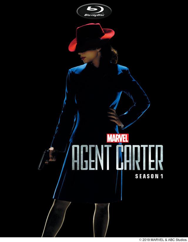 『エージェント・カーター』シーズン1(C) 2019 MARVEL & ABC Studios.