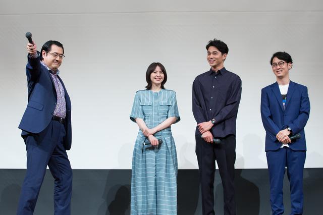 子猫ちゃんたちの集いファイナル~ナニワ・プレミア!?編/『コンフィデンスマンJP』