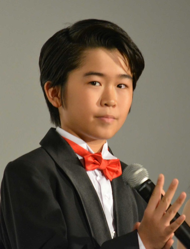 鈴木福/『ミックス。』舞台挨拶