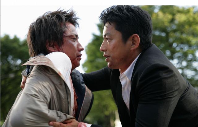 (C)木内一裕/講談社 (C)2013映画「藁の楯」製作委員会