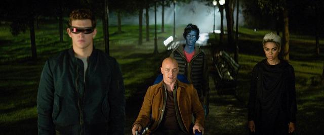 『X-MEN:ダーク・フェニックス』 (C)2019 Twentieth Century Fox Film Corporation
