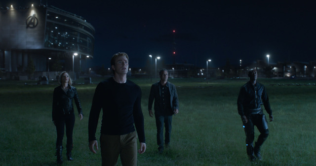 『アベンジャーズ/エンドゲーム』(C)Marvel Studios 2019