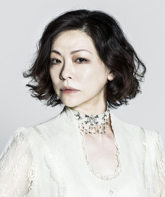 舞台「カリギュラ」秋山菜津子