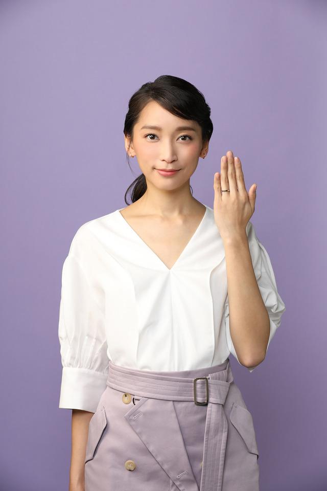 7月期水曜ドラマ「偽装不倫」 (C)日本テレビ
