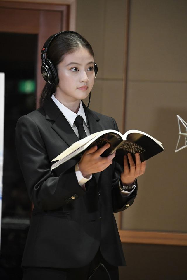 『メン・イン・ブラック:インターナショナル』今田美桜アフレコイベント