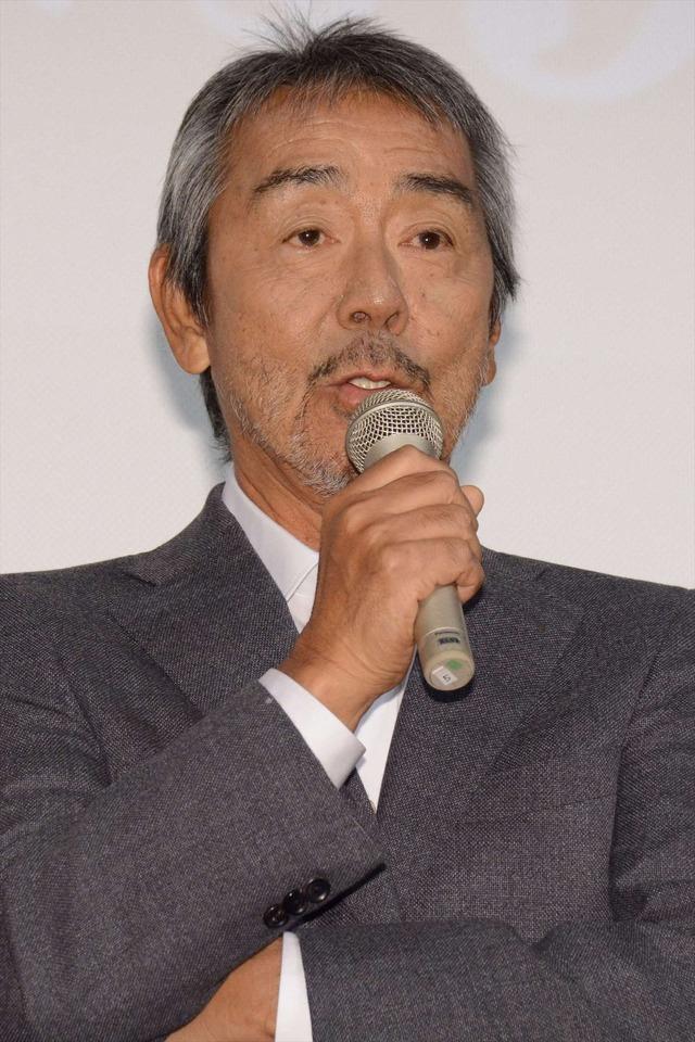 寺尾聰/ドラマ「仰げば尊し」舞台あいさつ