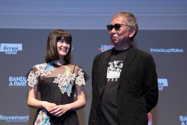 『初恋』/カンヌ国際映画祭2019 (c) Kazuko Wakayama