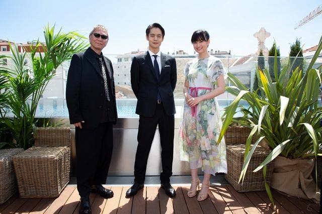 『初恋』/カンヌ国際映画祭2019(c) Kazuko Wakayama