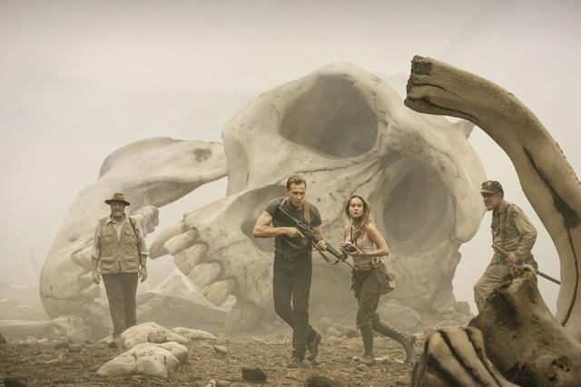 『キングコング:髑髏島の巨神』(C)Warner Bros. Entertainment Inc.