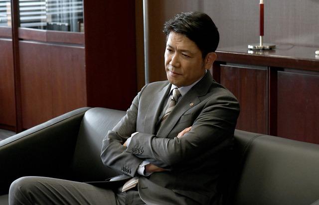 第7話から出演の別所哲也「集団左遷!!」第7話  (C) TBS