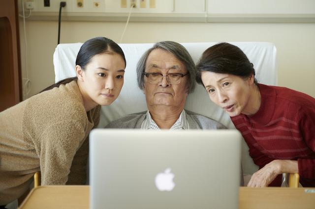 『長いお別れ』(C)2019『長いお別れ』製作委員会 (C)中島京子/文藝春秋