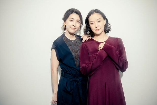 竹内結子&蒼井優『長いお別れ』/photo:You Ishii