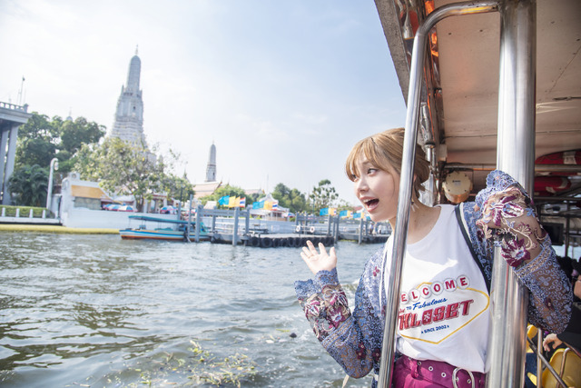 タイ音楽フェスティバル 撮影/川野結李歌