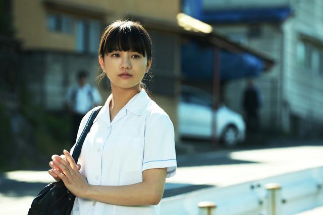 『いちごの唄』清原果耶 (C)2019「いちごの唄」製作委員会