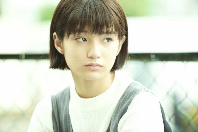 『いちごの唄』蒔田彩珠 (C)2019「いちごの唄」製作委員会