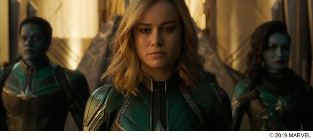『キャプテン・マーベル』MovieNEX (C)2019 MARVEL
