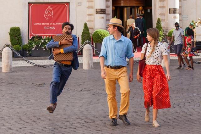 『クローゼットに閉じこめられた僕の奇想天外な旅』 (C) 2018 Copyright BRIO FILMS-SCOPE PICTURES-LITTLR RED CAR-TF1 AUDIOVISUELS-SONY PICTURES ENTERTAINMENT FRANCE All rights reserved. Brio Films @Sebastien Bossi