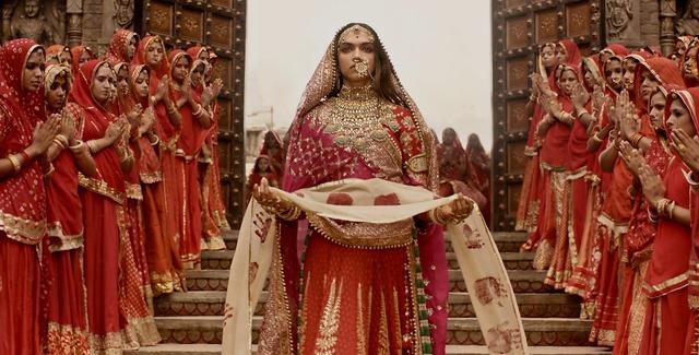 『パドマーワト 女神の誕生』 (C)Viacom 18 Motion Pictures (C)Bhansali Productions