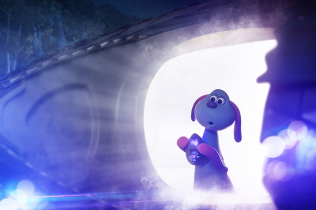 ルーラ『映画 ひつじのショーン UFOフィーバー!』(C) 2019 Aardman Animations Ltd and Studiocanal SAS. All Rights Reserved.