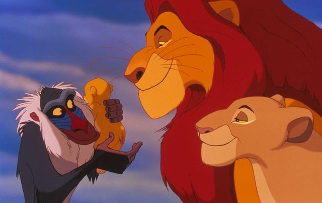 『ライオン・キング』(C)APOLLO