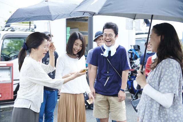 『長いお別れ』メイキング(C)2019『長いお別れ』製作委員会 (C)中島京子/文藝春秋