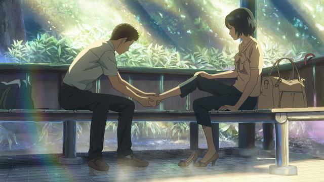 (C) Makoto Shinkai / CoMix Wave Films