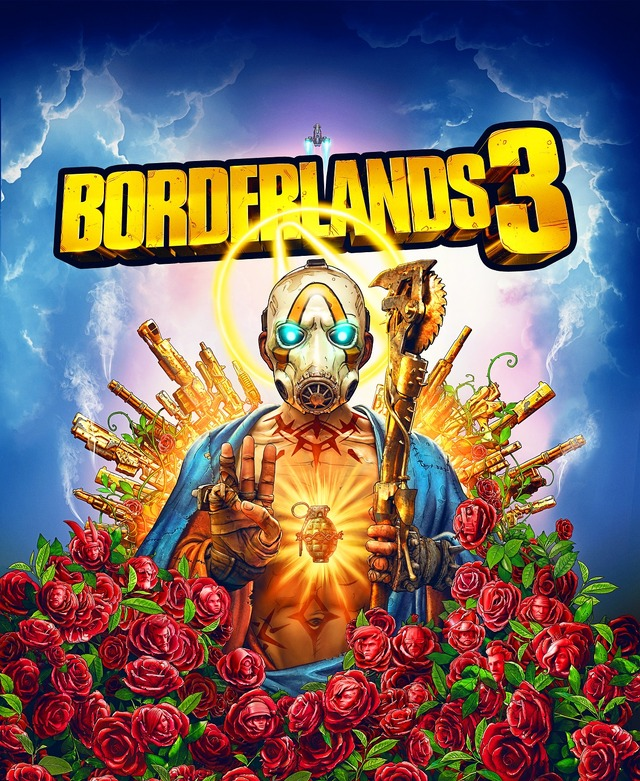 「ボーダーランズ3」(C) 2019 IPerion, LLC. Published and distributed by 2K. Gearbox and Borderlands, and the Gearbox Software and Borderlands logos, are registered trademarks, all used courtesy of Gearbox Software, LLC. 2K and the 2K logo are trademarks of Take-Two Interactive Software, Inc. All rights reserved.
