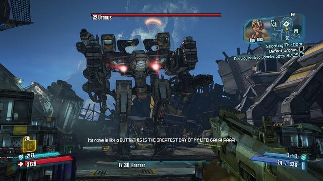 『ボーダーランズ2』指揮官リリスのサンクチュアリ奪還作戦