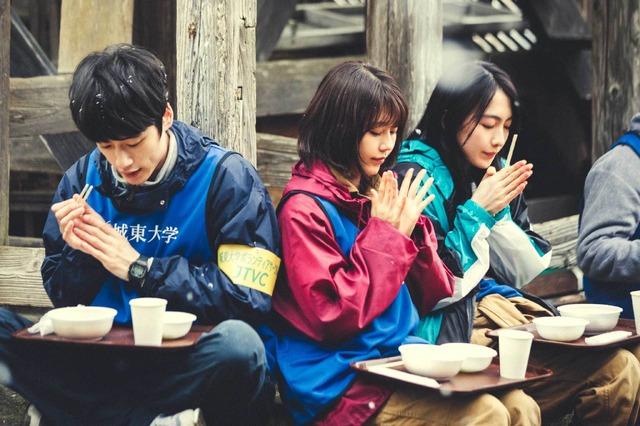 「連続ドラマW そして、生きる」 (C)2019 WOWOW INC.