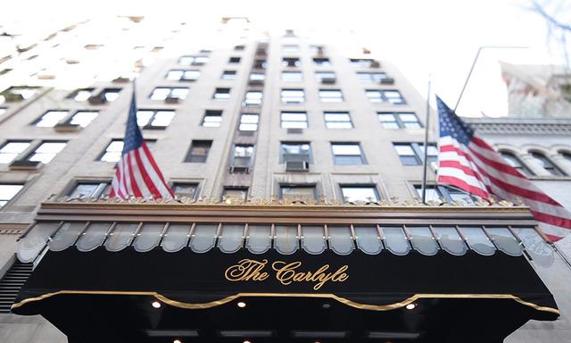 『カーライル ニューヨークが恋したホテル』 (C)2018 DOCFILM4THECARLYLE LLC. ALL RIGHTS RESERVED.